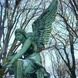 Engel von Ostfriedhof